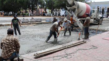 Inaugurará Jesús de la Garza obras de infraestructura en septiembre