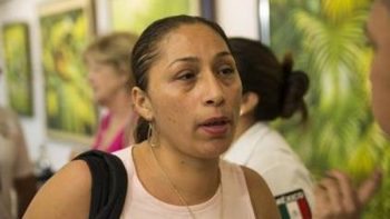 'Me siento humillada por Trump', dice mexicana deportada