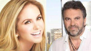 Mijares manda felicitación de cumpleaños a Lucero