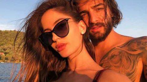 Sorprende cambio físico de la pareja de Maluma