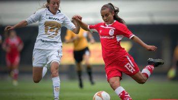 Empatan 0-0 Pumas y Toluca en la Liga MX Femenil