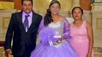Adiós a Perlita, quinceañera que murió tras su fiesta de XV años