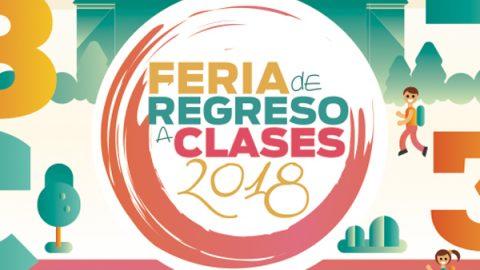 Inaugurará Alcalde la Feria de Regreso a Clases este viernes 10