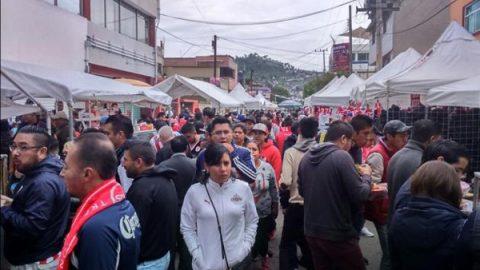 Mal día para la reventa en Toluca