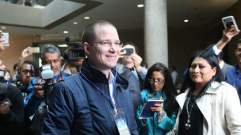 Vengo con humildad a escuchar: Ricardo Anaya