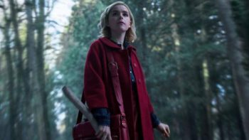 Netflix publica fotos de su versión de 'Sabrina, la bruja adolescente'