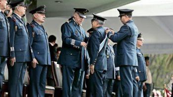 Condecoran a militares por su servicio a la Sedena