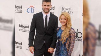 Mensaje a Piqué confirma que Shakira le fue infiel a De la Rúa