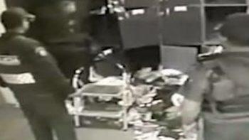 'Video de policías 'sembrando' droga fue publicado con fines dolosos'