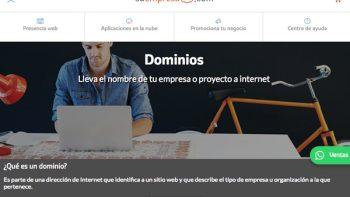 5 pasos para registrar un dominio de Internet