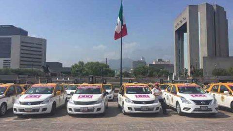 Amplia NL oferta de 'taxis seguros'