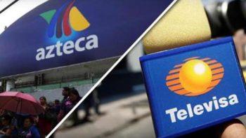 Televisa y Azteca sudan por el rating