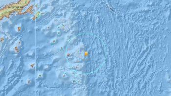 Terremoto de 8.2 de magnitud sacude las islas Fiji