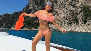 Thalía 'revive' a 'Marimar' en Instagram