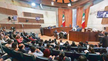 Alista tribunal electoral revocar multa a Morena
