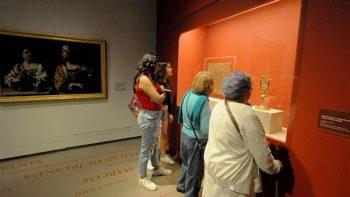 Tesoros del Vaticano supera los 100 mil visitantes en San Ildefonso