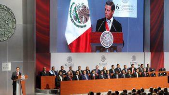'Nuevo gobierno inicia con fortalezas en lo político y económico': EPN