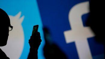 Facebook y Twitter, en la mira de Justicia de EU