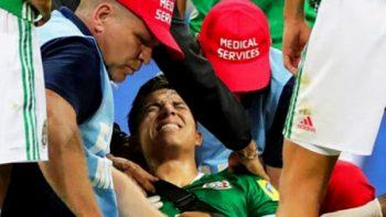 Salcedo y Pizarro son bajas