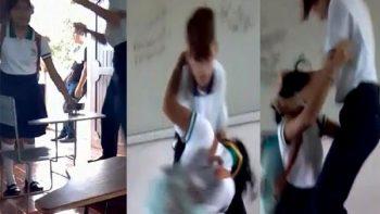 Alumna golpeada en Quintana Roo presenta denuncia contra agresor