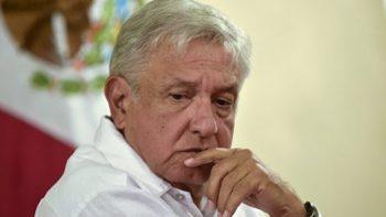 Mexicanos contra la Corrupción revira perdón anunciado por AMLO