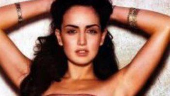 Ana de la Reguera y su sexy foto 'después de comer frijoles'