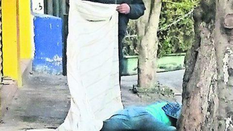 Asesinan a golpes en la cara a una mujer en delegación Coyoacán