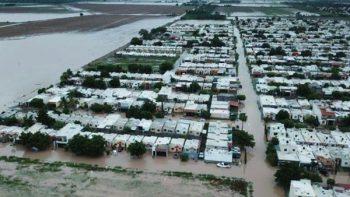 Infonavit anuncia medidas de apoyo tras inundaciones en Sinaloa