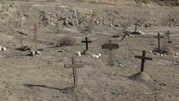 El cementerio de los migrantes