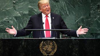 La ONU ¡se ríe de Donald Trump!