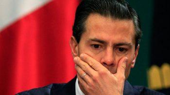 Tunden a Peña Nieto en el Senado, 'por sumisión a Trump'