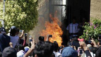 Fiscalía identifica a 29 por linchamiento en Puebla