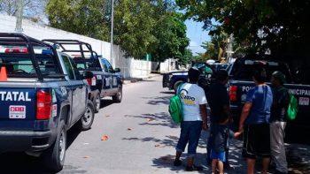Hallan a niña muerta en una escuela primaria de Playa del Carmen