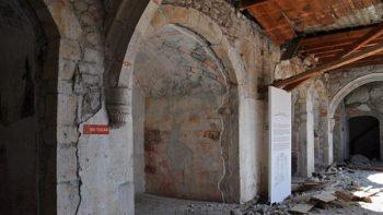 INAH recibe 200 mil dólares para restaurar mural en Huaquechula