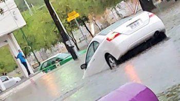 Atienden dependencias municipales afectaciones por lluvias