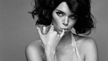 Kendall Jenner es la modelo mejor pagada a nivel mundial