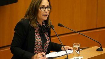 Rocío Nahle justifica permanencia del IEPS en combustibles