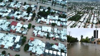 Lluvias pegan a tres estados; dejan cuatro muertos