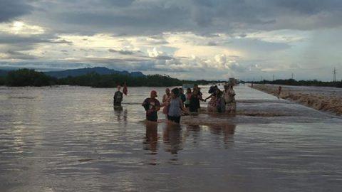 Encuentran cuerpo de niño que fue arrastrado por corriente en Sonora