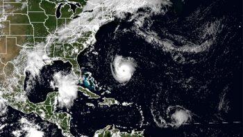 Alertan por tormentas fuertes en gran parte de México