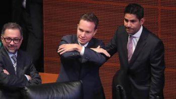 Avala Senado licencia a Manuel Velasco para regresar a gubernatura