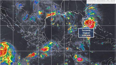 Pronostican tormentas eléctricas y granizo para Tamaulipas