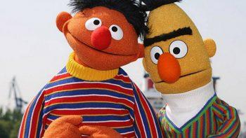 'Plaza Sésamo' niega que Beto y Enrique sean gays