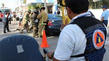 Realiza municipio simulacro en el Día Nacional de Protección Civil
