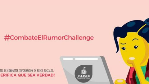 Realizan campaña contra 'fake news' sobre robo de niños en Jalisco