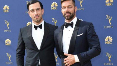Ricky Martin y John Legend, en los Emmy 2018
