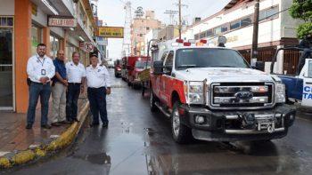 Conmemora Municipio Semana de la Proteccion Civil