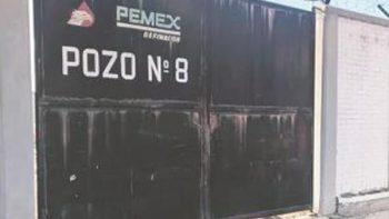 Sindicato de Pemex hace negocios con predio