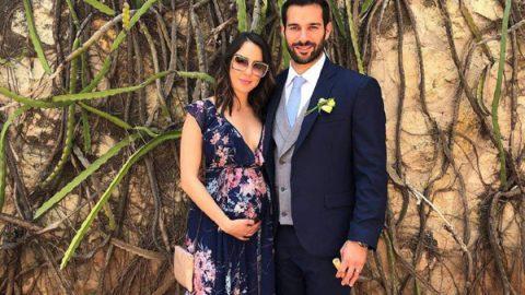 Sofía Niño de Rivera confirma su embarazo en redes sociales