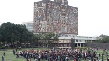 UNAM difunde nombres de alumnos expulsados por hechos violentos en CU